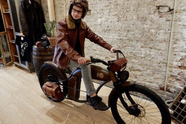 Leerlingen van het Horizon College gaan marktonderzoek doen voor Rayvoltbike Noordwest